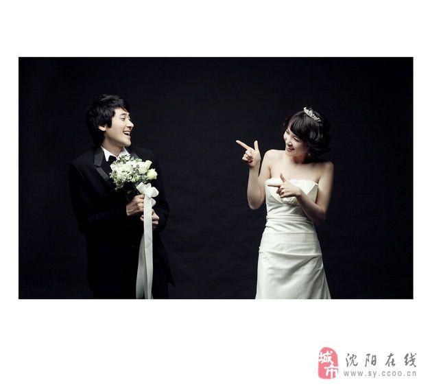 沈阳最好的婚纱摄影,3D视觉婚纱摄影工作室