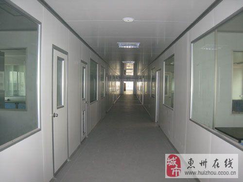 惠州彩钢板装修/惠州彩钢板隔墙