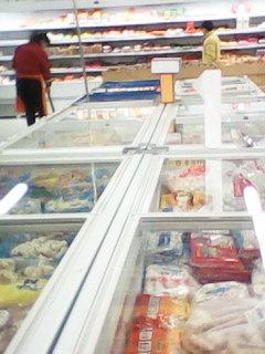 九成新展示柜出售2台
