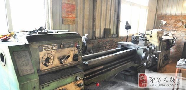 德州机床厂产6140车床一台转让