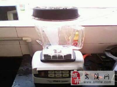 现磨豆浆机二手转让