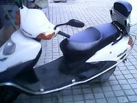 出售本田踏板摩托