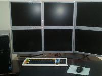 转让95成新HPZ400工作站电脑