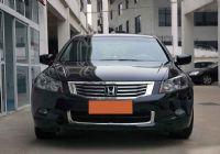 二手2010款本田雅閣2.0 EX navi轎車