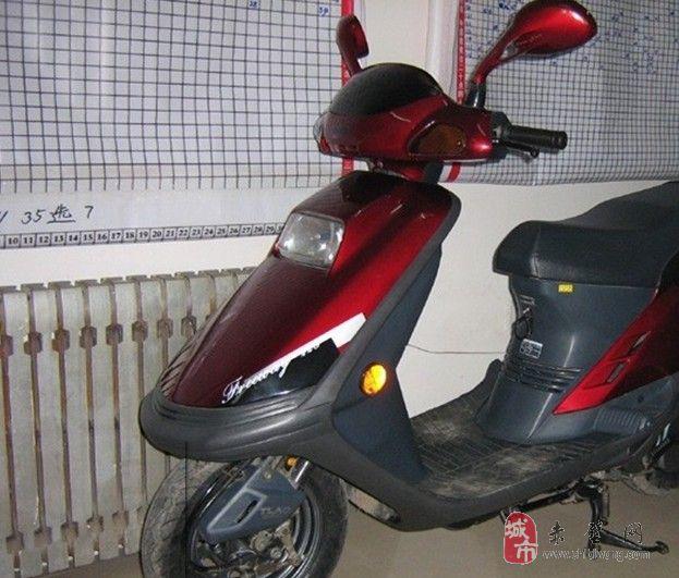 2手踏板摩托车出售
