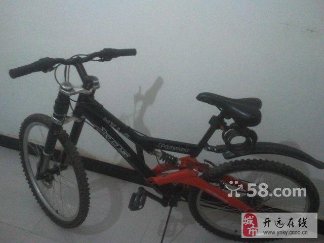 忍痛转让8成新山地自行车