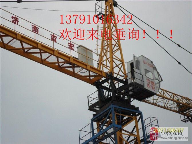 建筑塔吊价格多少钱一台,生产厂家