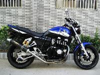 出售二手雅马哈系列的摩托车