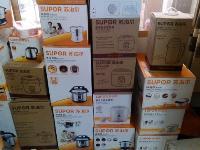 全新品牌豆浆机、电压力锅、自动电饭煲、电水壶出售