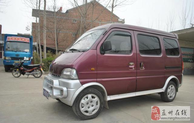 类  别: 二手汽车 - 面包车 所在地区:  孟州 品牌车型: 长安   行驶