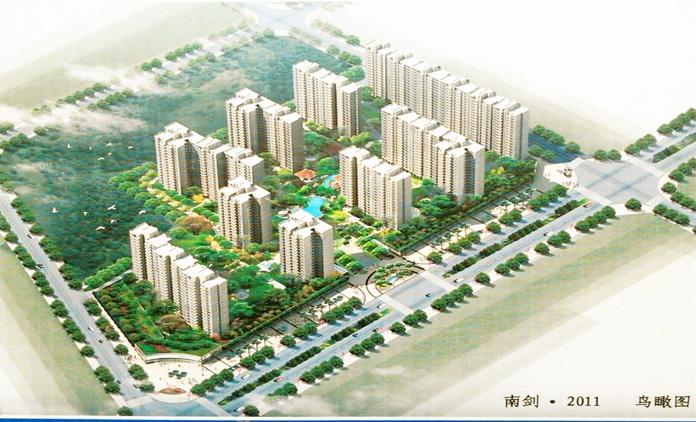 萍乡南剑房地产