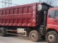 欧曼工程车8.6米车厢