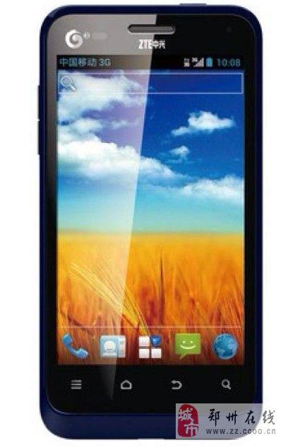 未拆封全新中兴双核U807,是目前性价比最高的安卓