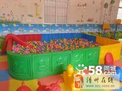 大型充气床海洋球池等