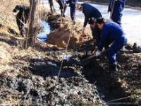 天津大港区环卫局清洗市政管道清掏污水池清理隔油池