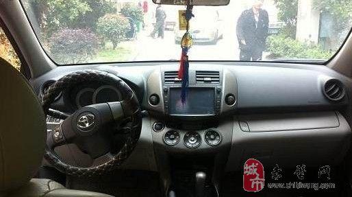 出售丰田RAV42.4升自动