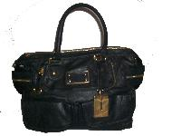 全新的时尚全皮女式职业手提包