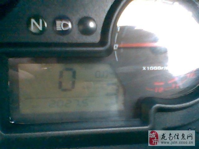 出售全新隆鑫GP150