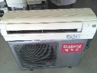 出售二手空调现有1.25p格兰仕空调不锈钢外机