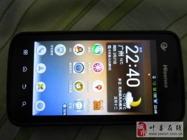 海信双核1.4,ROM 4G手机卖换均可