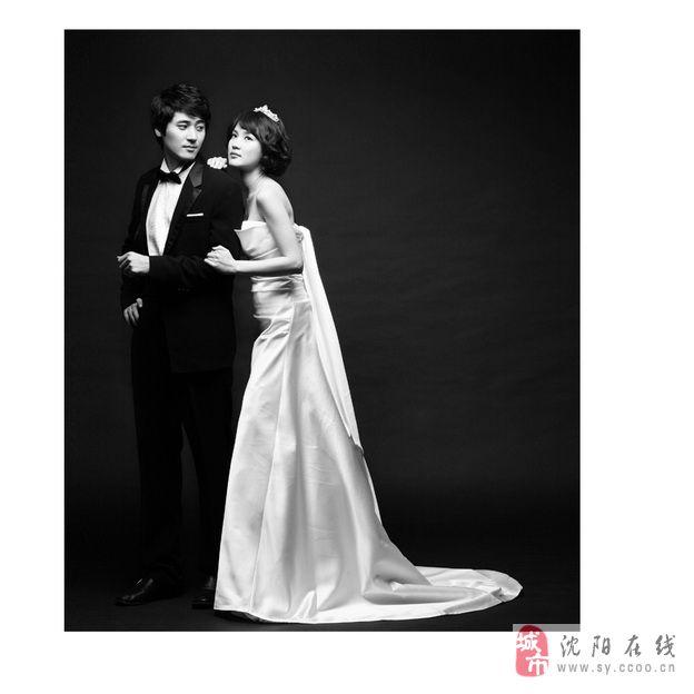 沈阳摄影工作室排名|沈阳性价比高的婚纱摄影
