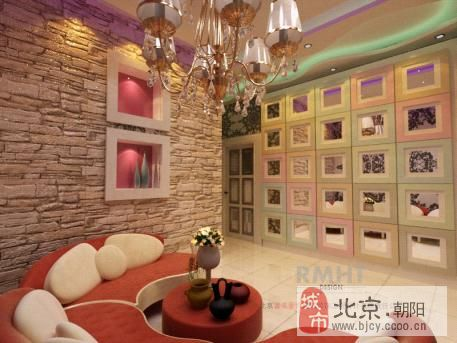 北京美容院裝修公司,設計一流,專業施工