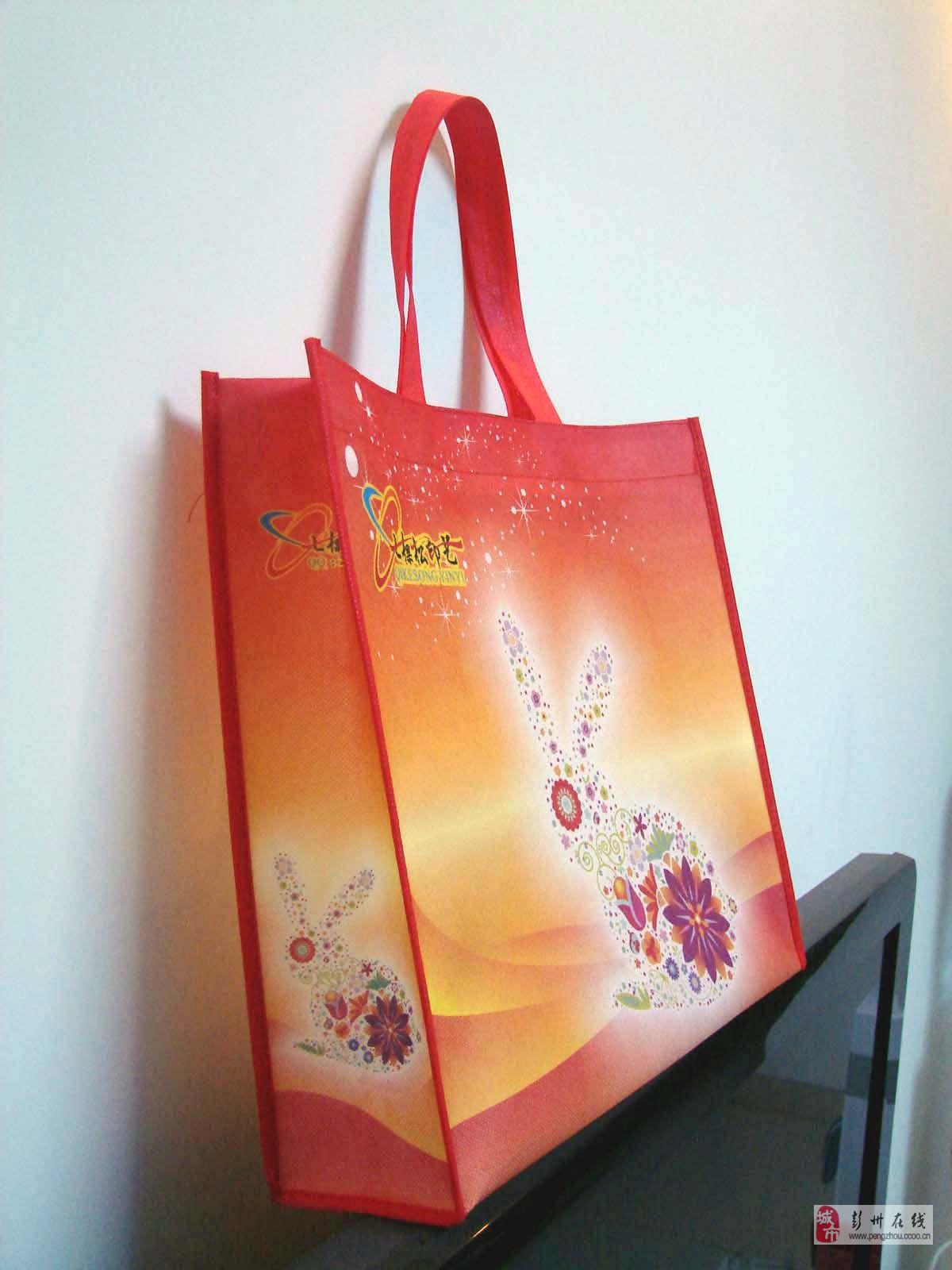 批量生产成都彩色无纺布淋膜环保袋七棵松印艺最值得信