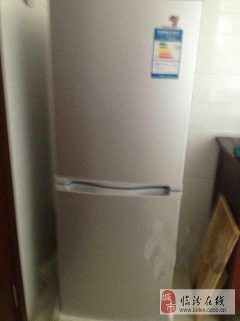 99成新海尔冰箱