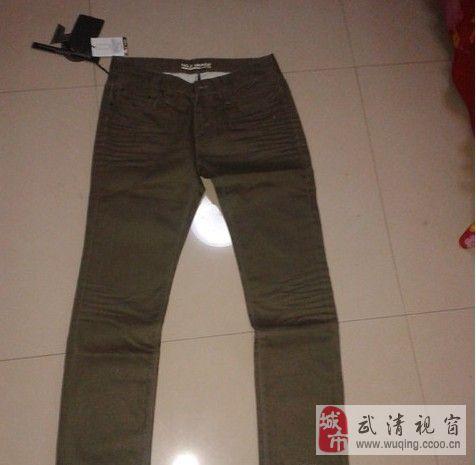 批發外貿牛仔褲 質量好 品種全 打包價格可議