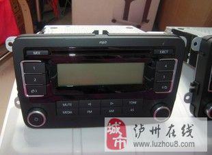 一汽大众新速腾全新原装CD机低价出售