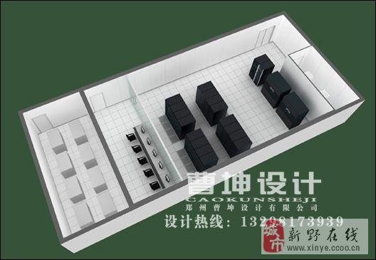 郑州机房设计公司图片