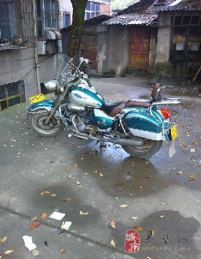 出售二手150摩托车