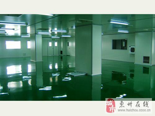 惠州食品厂QS净化车间装修工程