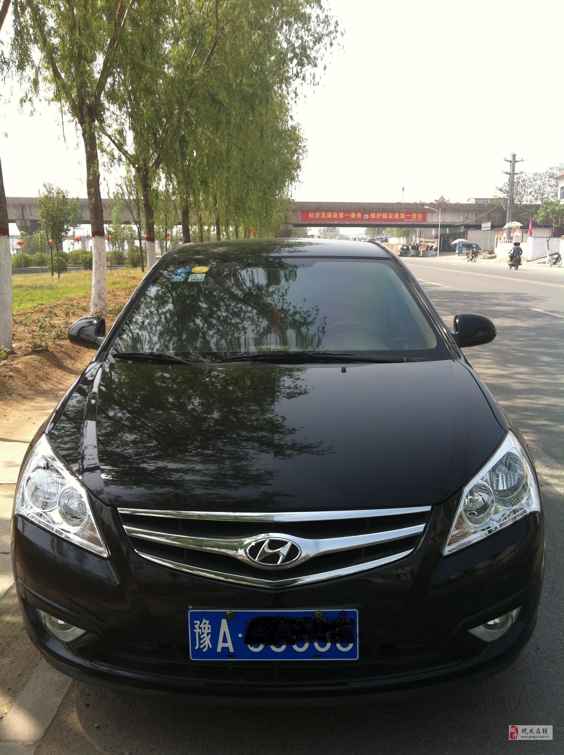 急转2010年北京现代悦动7月份上牌32000公里