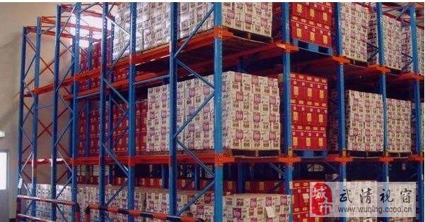 天津華威貨架廠貨架銷量最多出國量最多