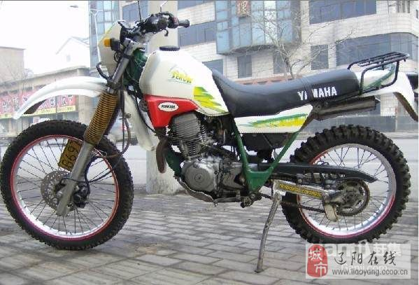 辽阳雅马哈小鹿225越野摩托车