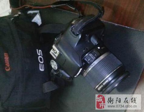 佳能单反500D和18-55镜头总共2600元