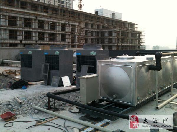 滁州空氣能熱水