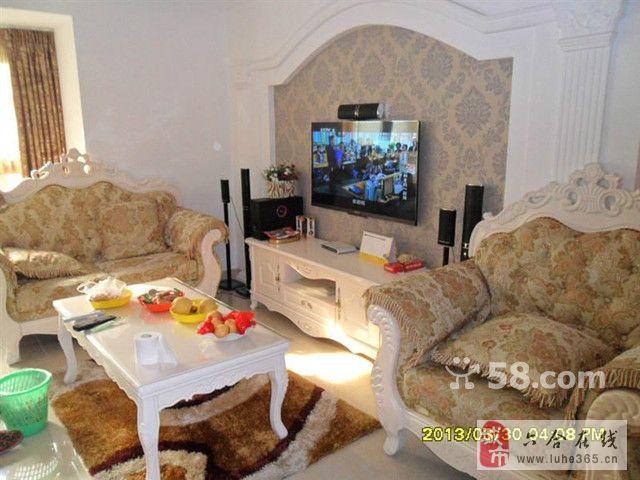 (出售) 六合新街口豪华装修紫晶城 3室,不容错过。