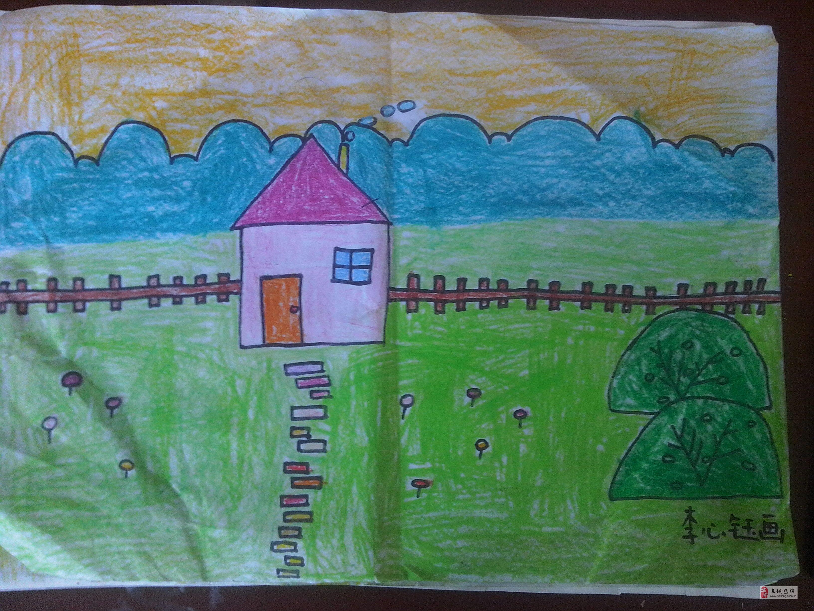 初级班:5-7岁儿童(儿童