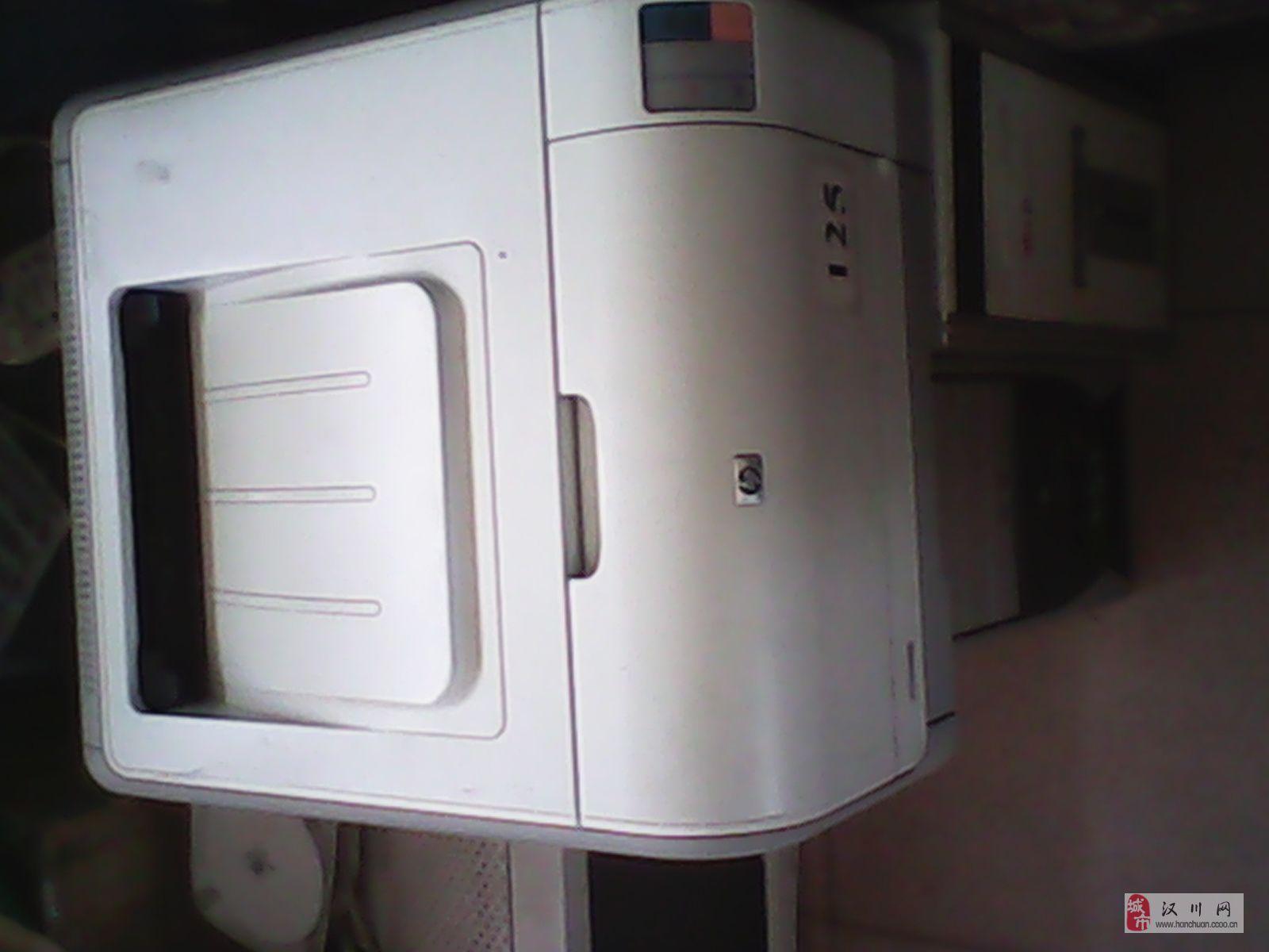 出售八成新二手HP1215彩色激光打印机,