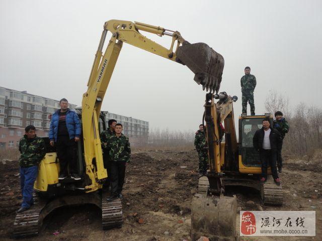 学挖掘机不收学费的挖掘机学校