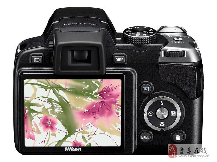 尼康 P80长焦数码相机