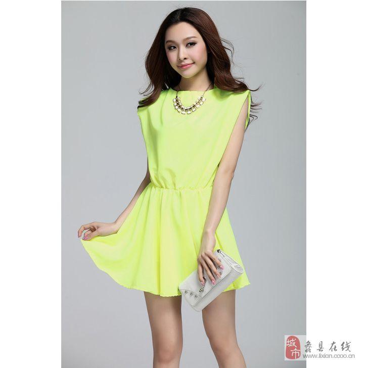 2013新款韩版夏装连衣裙