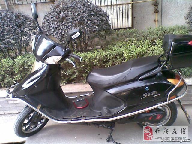 八九新电动车摩托车