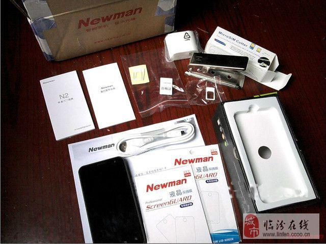 崭新的纽曼N2四核智能手机出售