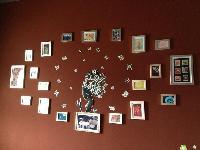 澳门威尼斯人在线娱乐照片墙,相框墙