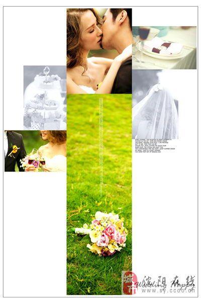 沈阳主题婚纱摄影 个性婚纱照哪家好 3D视觉婚纱摄