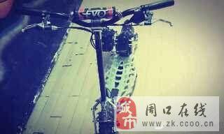 折叠汽动滑板车-3500