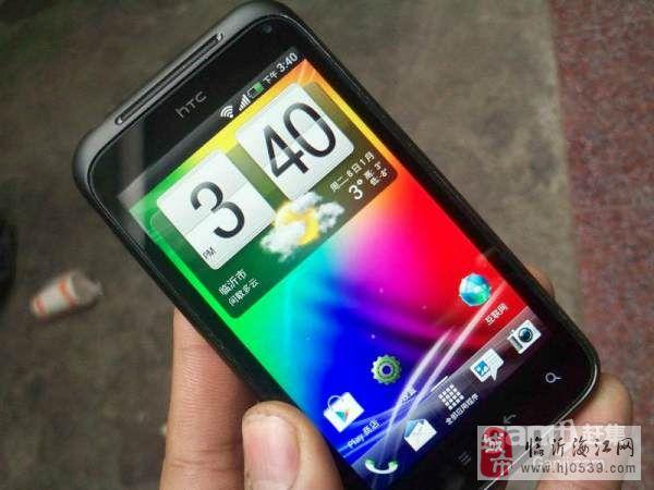 HTC G11,800万像素,主频1G,双摄像头